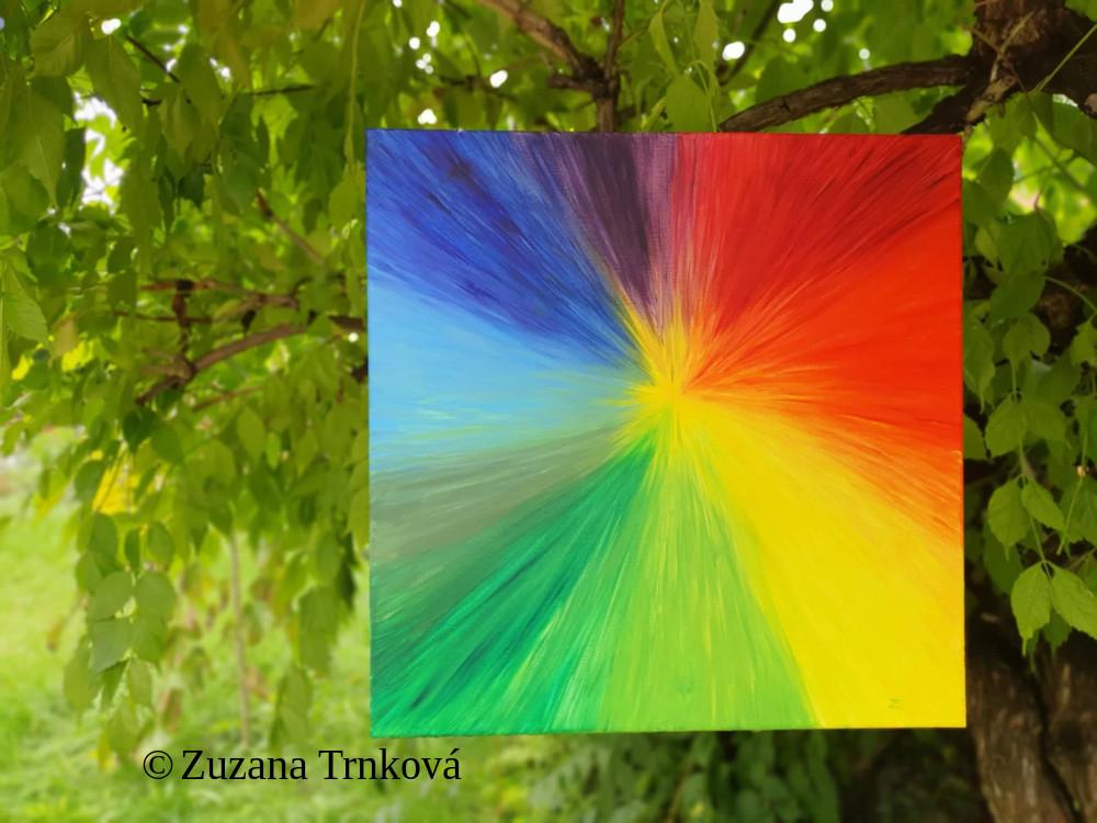 všechny barvy života